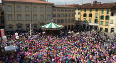 Prato flash mob
