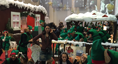 Nicco Christmas village activities
