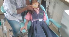 Basic health and dental care for Lovedale kids.