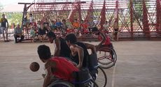 Soulcial Trust's activities aim to educate, engage, and empower people with disability and disadvantaged communities in Cambodia.