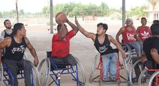 TFWA's funding has helped enhance Soulcial Trust's current projects and develop new adaptive sporting activities.